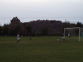 Photo: 10/04/06 v Threave Rovers (SoS Lge) 1-3 - contributed by Mike Latham