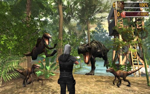Dinosaur Assassin: Online Evolution screenshots 21