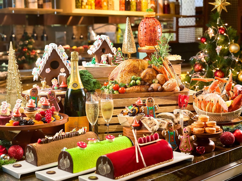 best_Christmas_brunches_in_Gurgaon