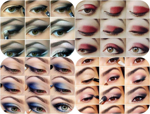 眼妝教程|玩生活App免費|玩APPs
