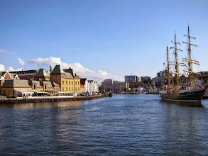 Photo: Stavanger harbor