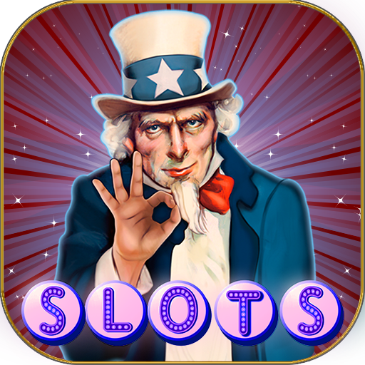 Lucky Uncle Sam's Slot Machine