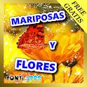 Mariposas y Flores icon