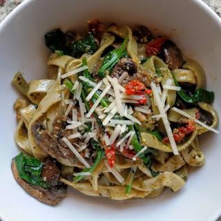 Fettuccine Vegetarian Pasta Recipes.