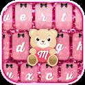 粉色闪粉 键盘主题 icon