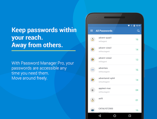 ManageEngine Password Manager Pro ss1