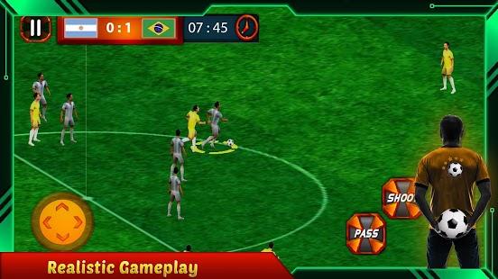 Soccer League World Football Stars - náhled