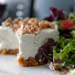 Gorgonzola Cheesecake