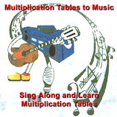 Learn to Multiply with Music