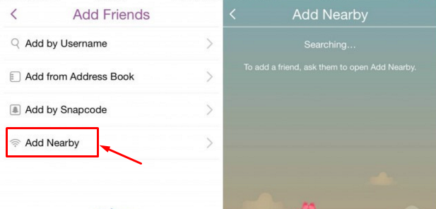 how to enable travel mode on snapchat