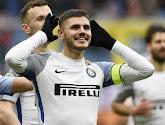 L'Inter et la Rome songent à faire un échange Icardi-Dzeko