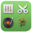 Ringtone Maker Mp3 Cutter icon