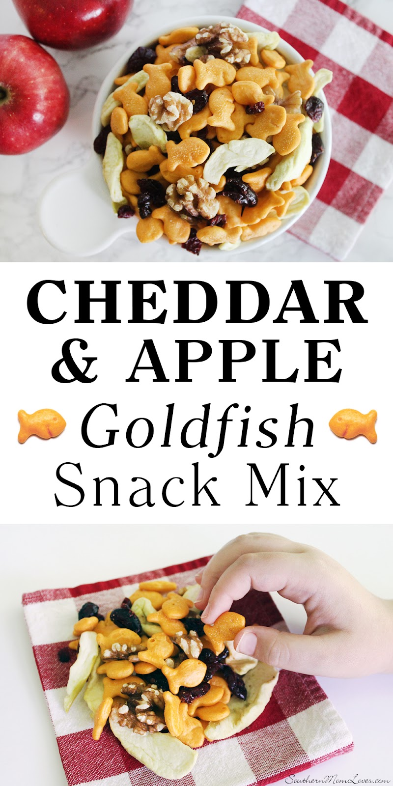 Goldfish Fiesta Snack Mix Recipe — Dishmaps