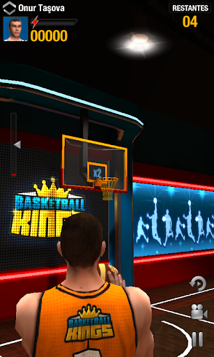 Code Triche Basketball Kings: Multiplayer APK MOD screenshots 2