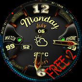 BMetal(R)evo FREE2 Watch Face