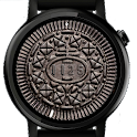 Oreo Cookie Watch Face icon