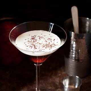 Bourbon Black Forest Cocktail.