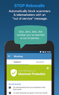 Youmail voicemail call blocker apps on google play screenshot image m4hsunfo