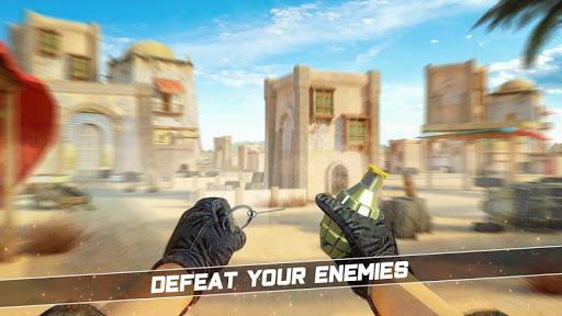 commando strike shooting battle screenshot 2