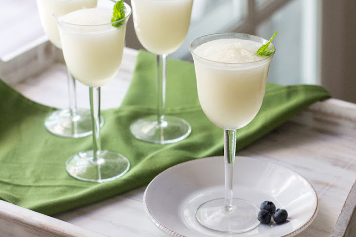 Sgroppino (an Italian Dessert Cocktail) Recipe