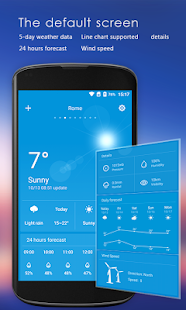 Download Live Weather Forecast For PC Windows and Mac apk screenshot 3