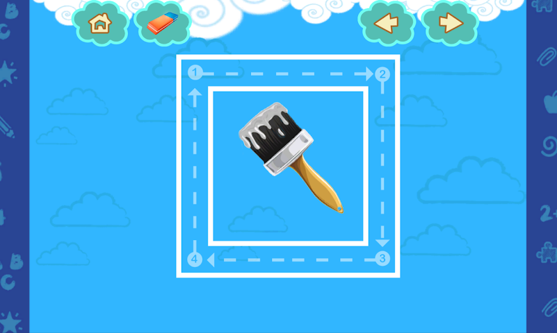android Play Kids - Learn Shapes Screenshot 2