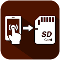 Mobile To SD card Mover icon