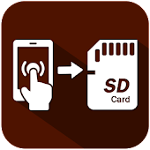 Mobile To SD card Mover