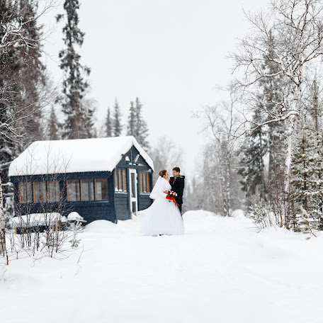 Wedding photographer Kirill Gorshkov (KirillGorshkov). Photo of 16.01.2018