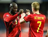Voici les cinq meilleurs joueurs belges de FIFA 22 !
