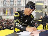 Pas de Terpstra sur Paris - Roubaix !