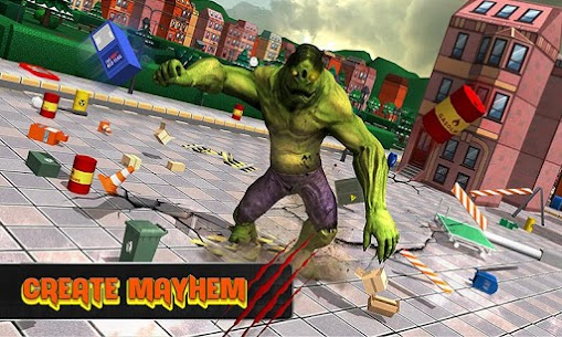 Ultimate Monster 2016 1.4 Unlocked MOD APK Android 2