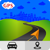 GPS Easy Navigation Route Waypoint