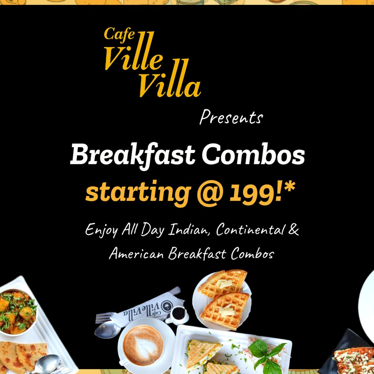 Cafe Ville villa - Cafe in Mumbai