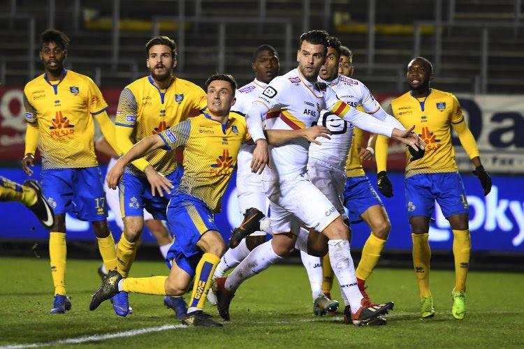 L'Union Saint-Gilloise s'incline contre une sélection nationale en amical