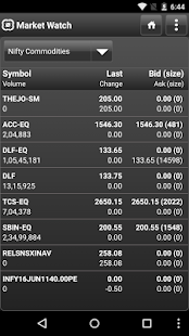 NSE MOBILE TRADING- screenshot thumbnail