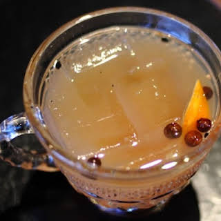 Toasted Clove Punch.