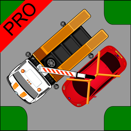 Driver Test: Parking Pro Icon