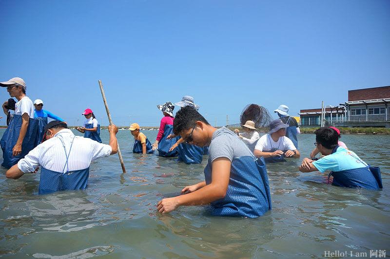 台江攜遊記之半日漁夫鮮體驗-30