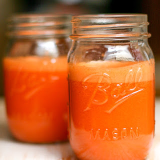 Orange Energizing Juice Recipe