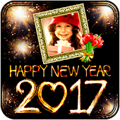 New Year Frames 2017 FREE
