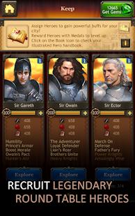 Kingdoms of Camelot: Battle - náhled