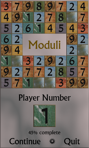 Moduli FREE - Number Puzzles
