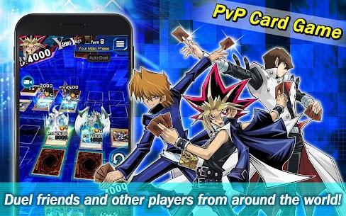 Yu-Gi-Oh! Duel Links Mod Apk 6.0.0 (Unlock Auto Play/Always Win with 3000pts+) 8