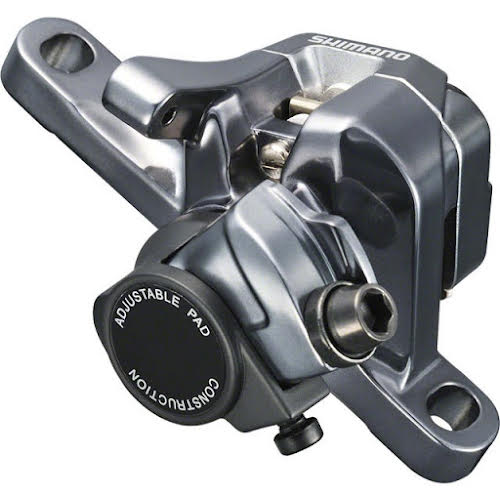 Shimano Cyclocross BR-CX77 Disc Brake Caliper with Resin Pads