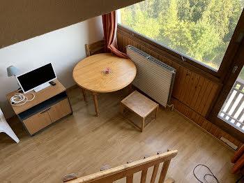 appartement à Pra loup (04)