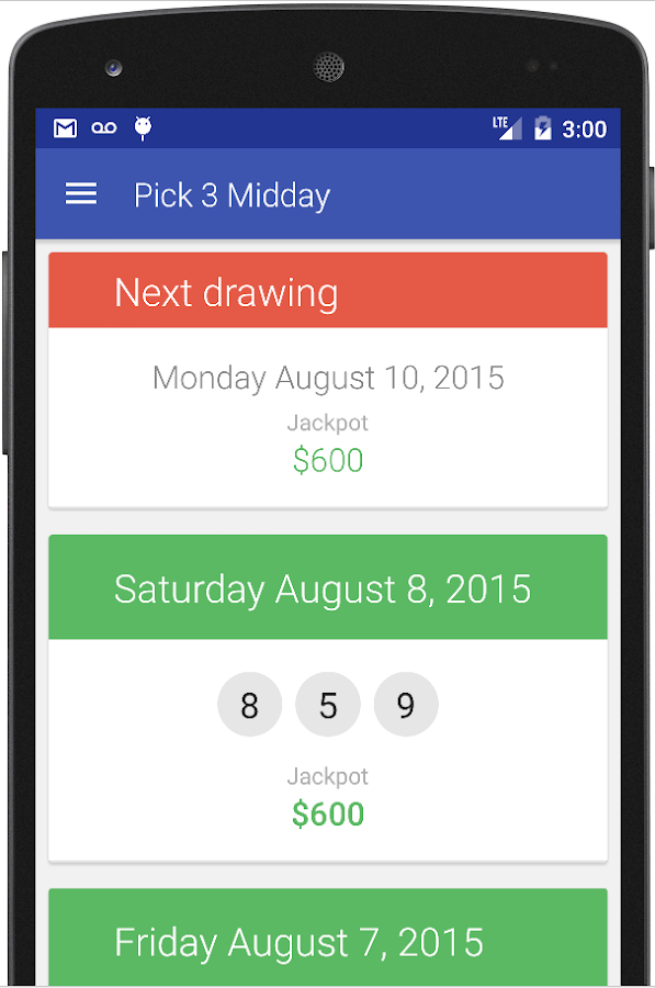 KY Lottery Results - Android Apps on Google Play