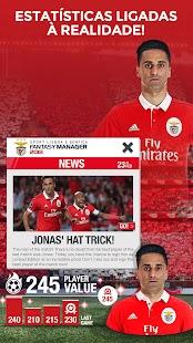 SL Benfica Fantasy Manager '18 - náhled