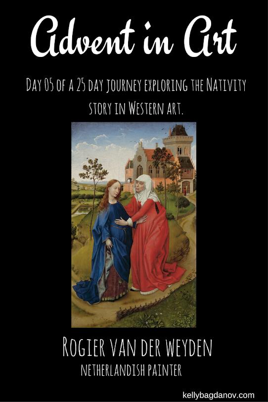 Article on The Visitation by Rogier Van Der Weyden