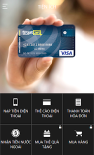 TRUSTcard- screenshot thumbnail